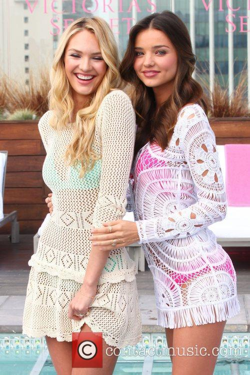 Candice Swanepoel, Miranda Kerr and Victoria's Secret 15