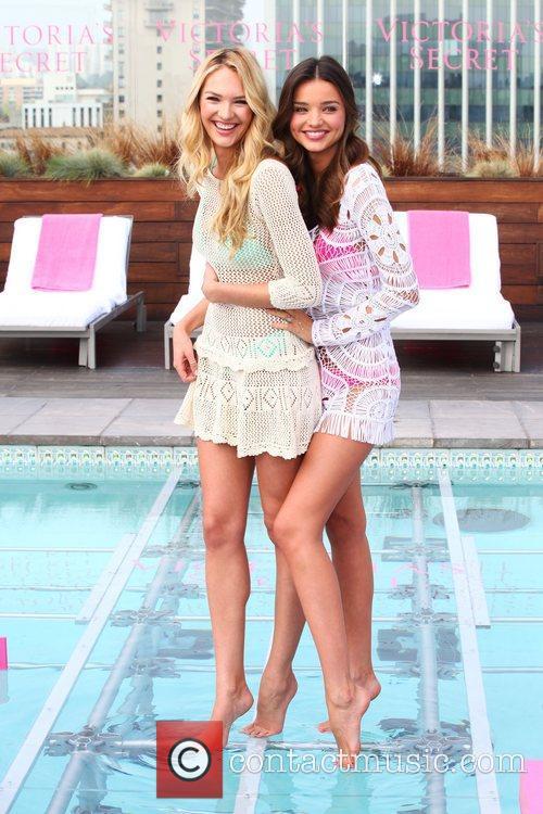 Candice Swanepoel, Miranda Kerr and Victoria's Secret 16