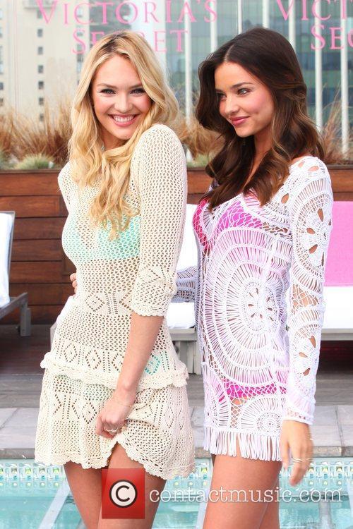 Candice Swanepoel, Miranda Kerr and Victoria's Secret 17