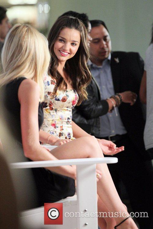 Candice Swanepoel, Miranda Kerr and Victoria's Secret 1