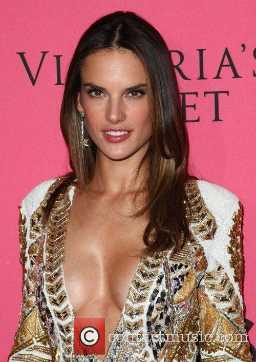 Alessandra Ambrosio and Victoria's Secret 1