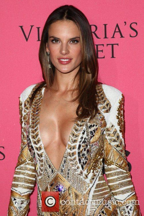 Alessandra Ambrosio and Victoria's Secret 3