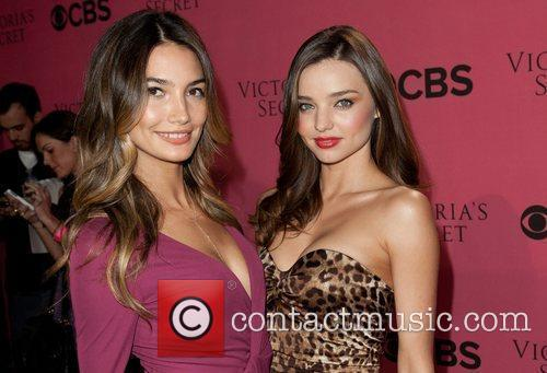 Lily Aldridge, Miranda Kerr and Victoria's Secret 6