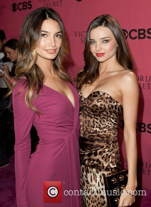 Lily Aldridge, Miranda Kerr and Victoria's Secret 9