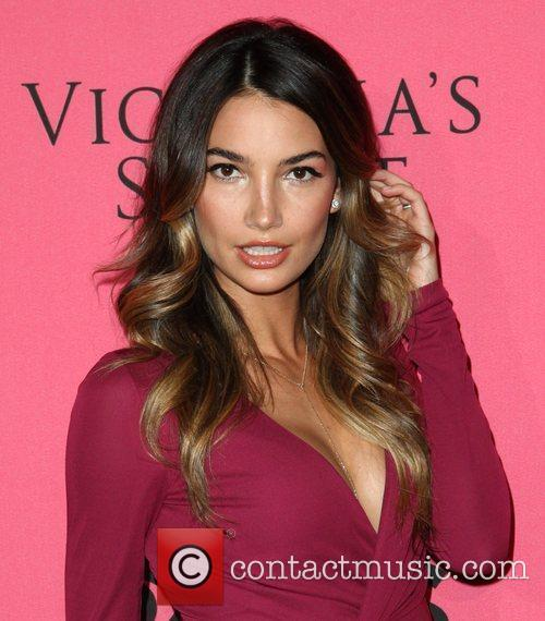 Lily Aldridge and Victoria's Secret 1