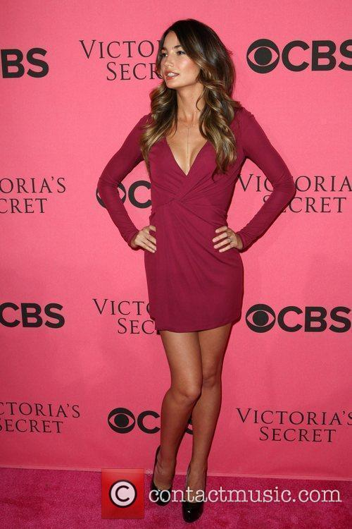 Lily Aldridge and Victoria's Secret 4