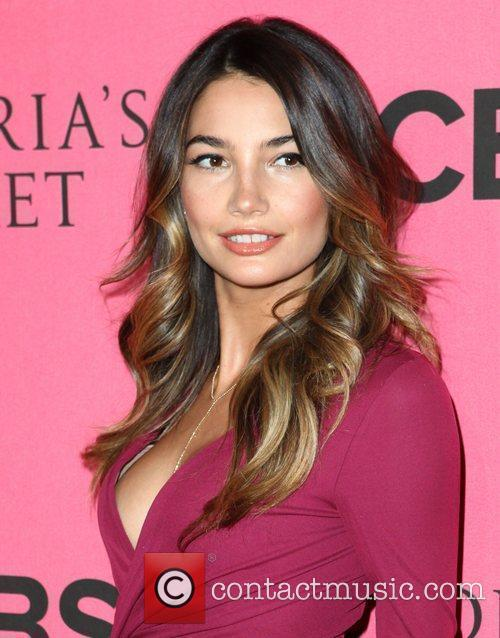 Lily Aldridge and Victoria's Secret 11