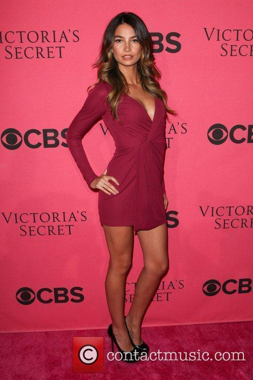 Lily Aldridge and Victoria's Secret 2