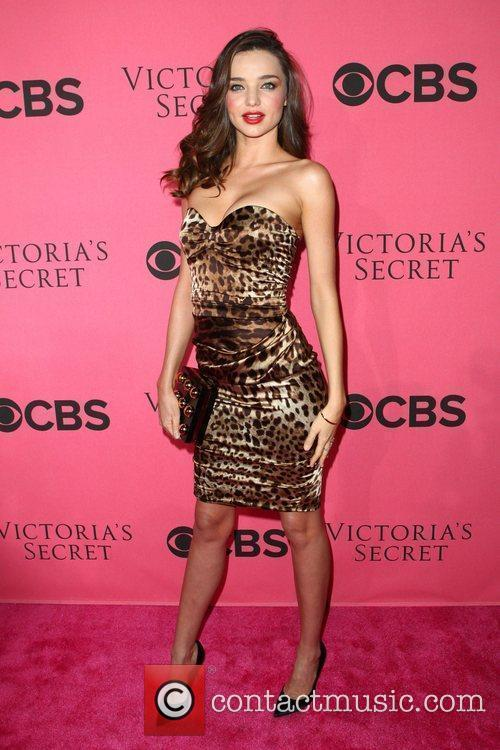 Miranda Kerr and Victoria's Secret 6