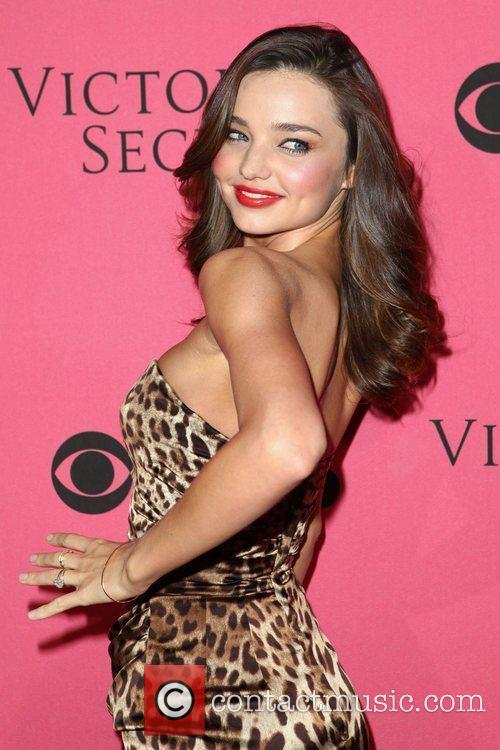 Miranda Kerr and Victoria's Secret 2