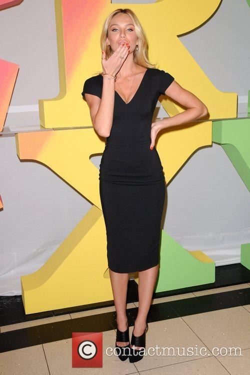 Candice Swanepoel and Victoria's Secret 8