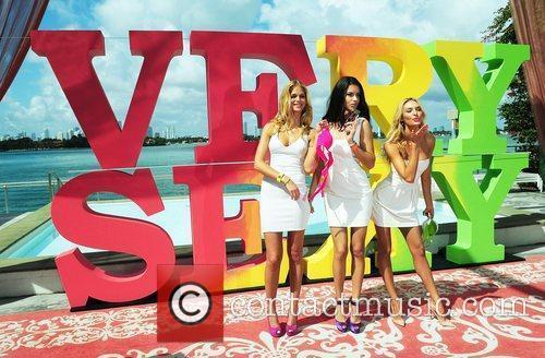 Erin Heatherton, Adriana Lima, Candice Swanepoel and Victoria's Secret 2