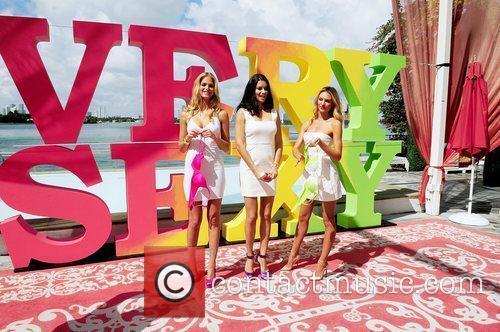 Erin Heatherton, Adriana Lima, Candice Swanepoel and Victoria's Secret 4