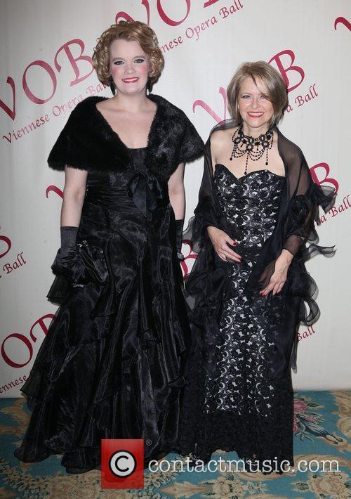 Amy Shoremount-Obra and Cyndia Sieden 57th annual Viennese...