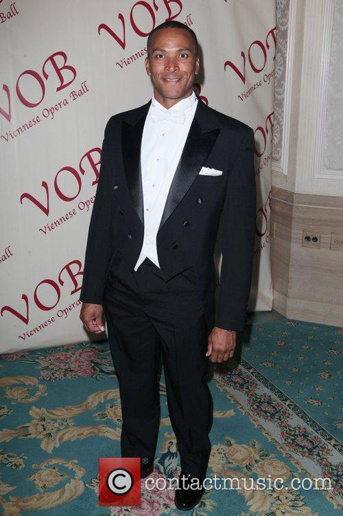 Mike Woods 57th annual Viennese Opera ball gala...