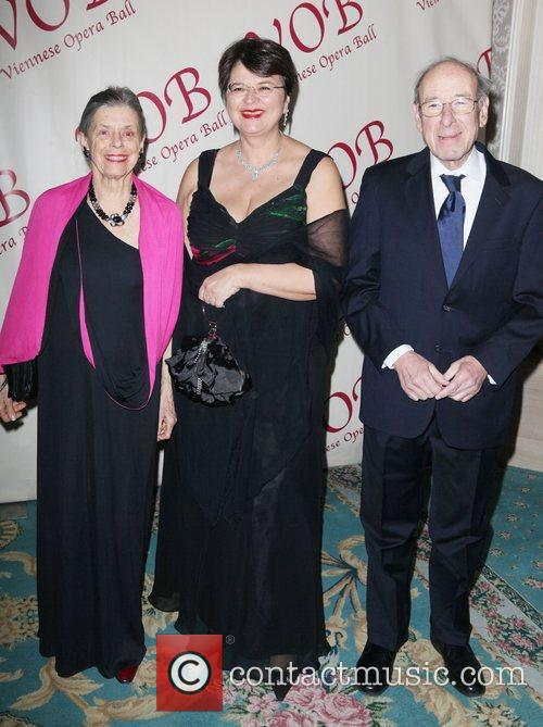 Renate Brauner, Vice Mayor of Vienna and Guests...
