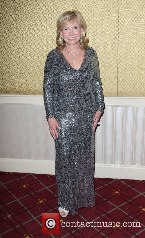 Sharon Bush 57th annual Viennese Opera ball gala...