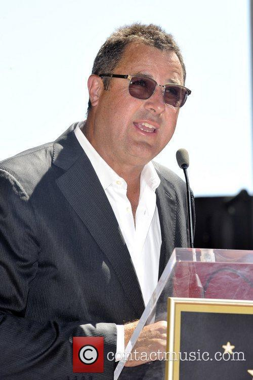 Vince Gill and Star On The Hollywood Walk Of Fame 6