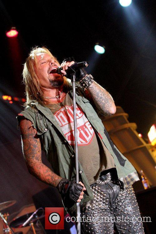 Kicks off 'Rock of Vegas' summer concert series...
