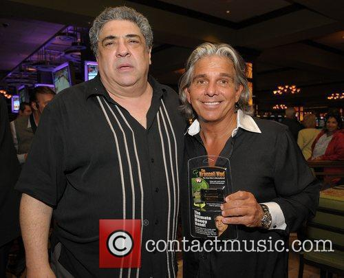 Vincent Pastore and John Gennaro Fan Meet and...