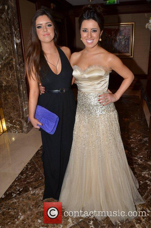 The VIP Style Awards at the Shelbourne Hotel...