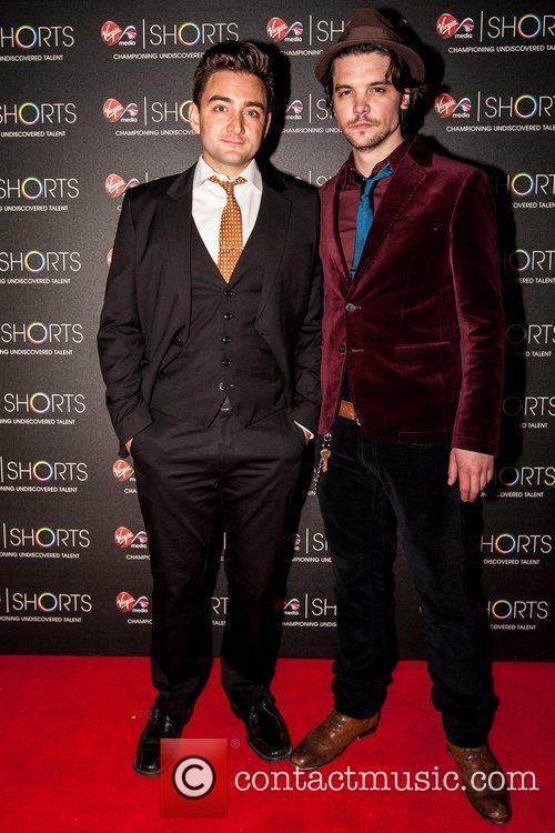Attends the 2012 Virgin Media Shorts Awards