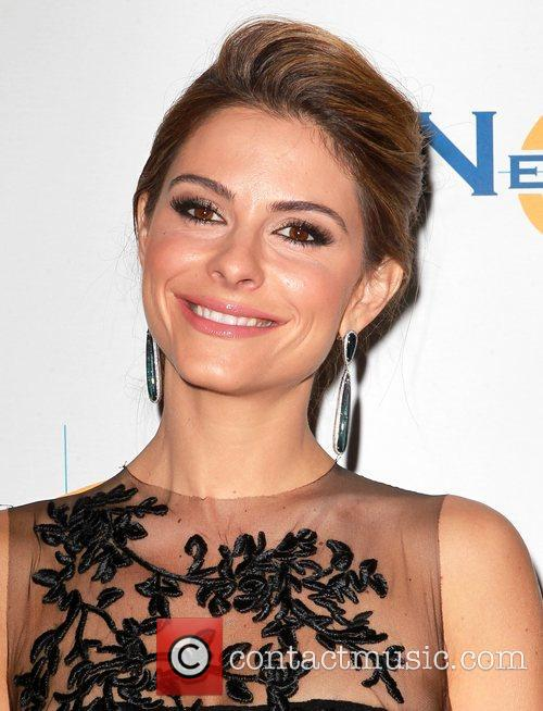 Maria Menounos and Ucla 9