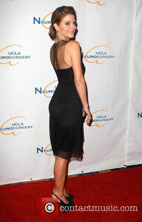 Maria Menounos and UCLA 13