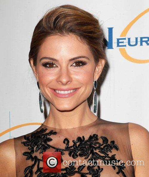 Maria Menounos and UCLA 12