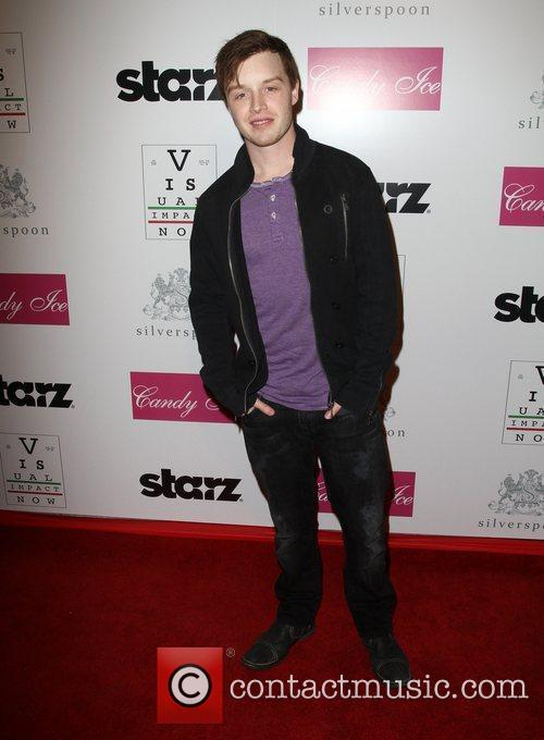 Noel Fisher Visual Impact Now Charity Event Held...