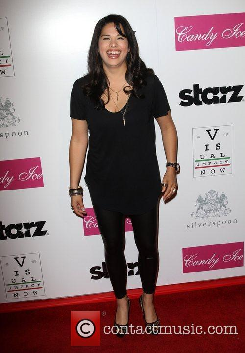 Rose Garcia Visual Impact Now Charity Event Held...