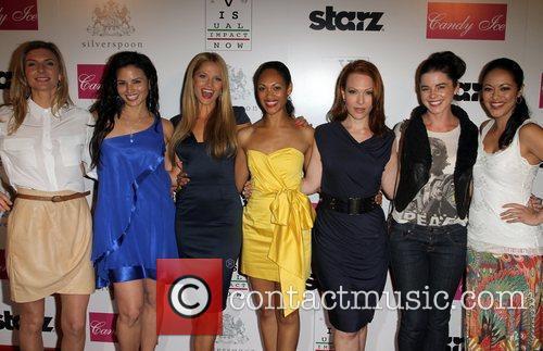 Viva Bianca, Erin Cummings, Katrina Law and Marisa Ramirez 2
