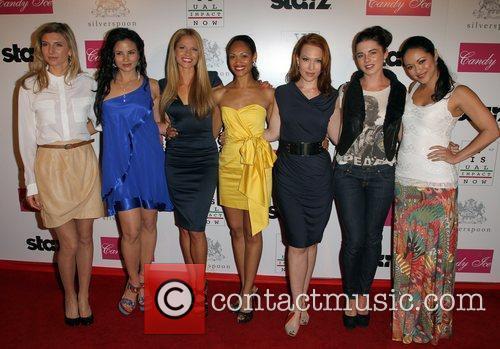 Viva Bianca, Erin Cummings, Katrina Law and Marisa Ramirez 3
