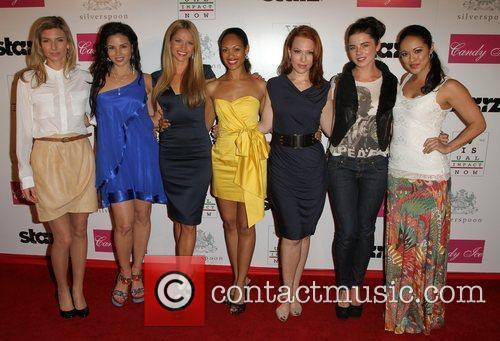 Viva Bianca, Erin Cummings, Katrina Law and Marisa Ramirez 4