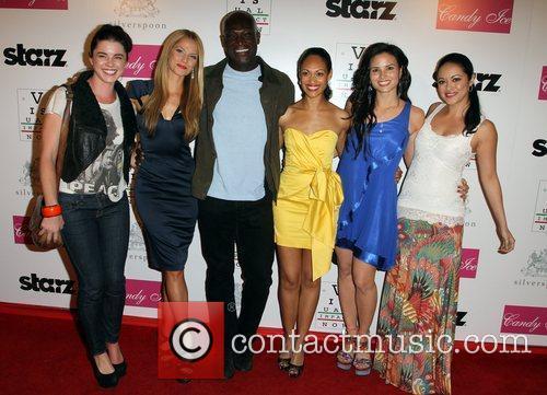 Viva Bianca, Katrina Law, Marisa Ramirez and Peter Mensah 10