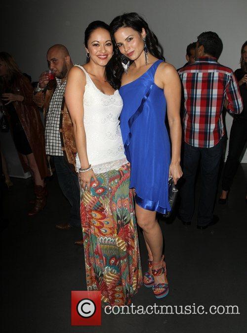 Marisa Ramirez and Katrina Law 8