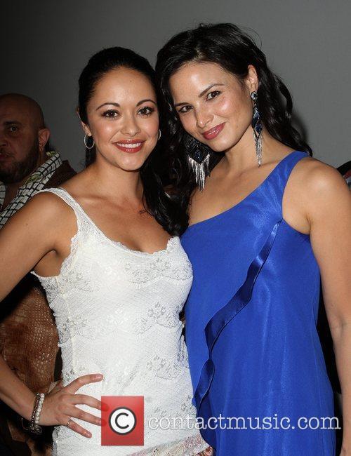 Marisa Ramirez and Katrina Law 9