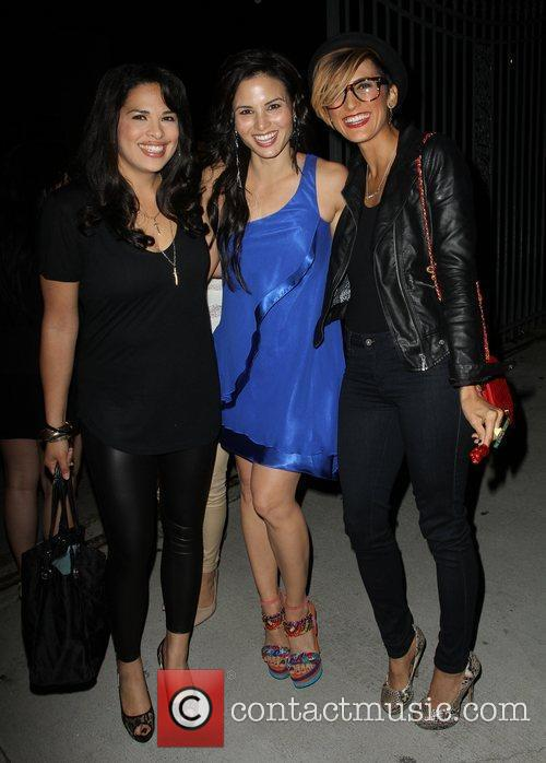 Romi Klinger, Katrina Law and Rose Garcia Visual...
