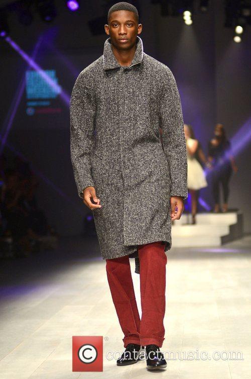 Vodafone London Fashion Weekend - Launch Show
