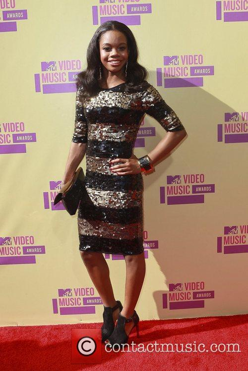 Gabby Douglas and Mtv Video Music Awards 1