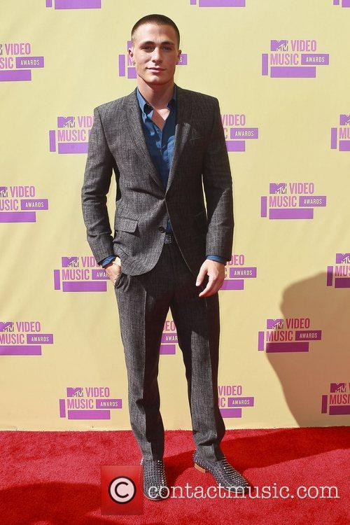 2012 MTV Video Music Awards, held at the...