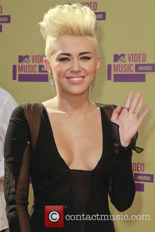 Miley Cyrus and Mtv Video Music Awards 2