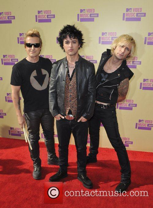 Green Day and Mtv Video Music Awards 2