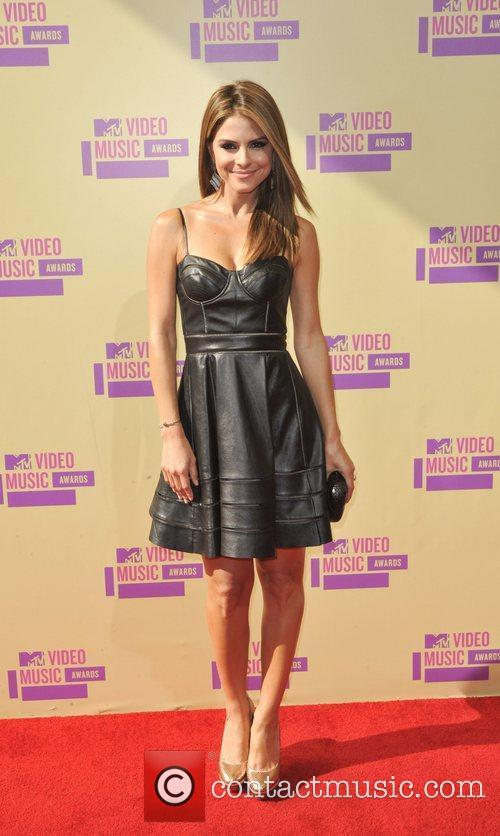 Maria Menounos and MTV Video Music Awards 2