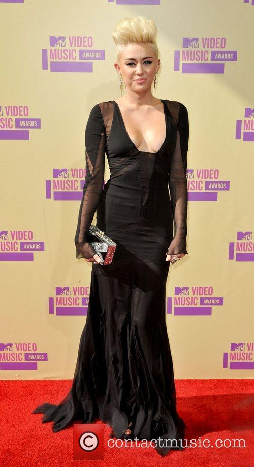Miley Cyrus and Mtv Video Music Awards 7