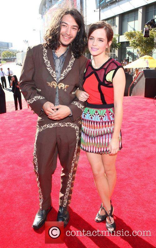 Emma Watson and Ezra Miller 9