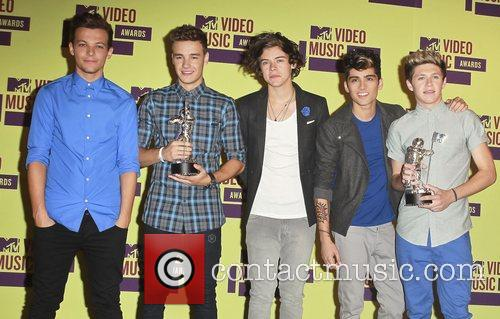 one direction 2012 mtv video music awards 4062518
