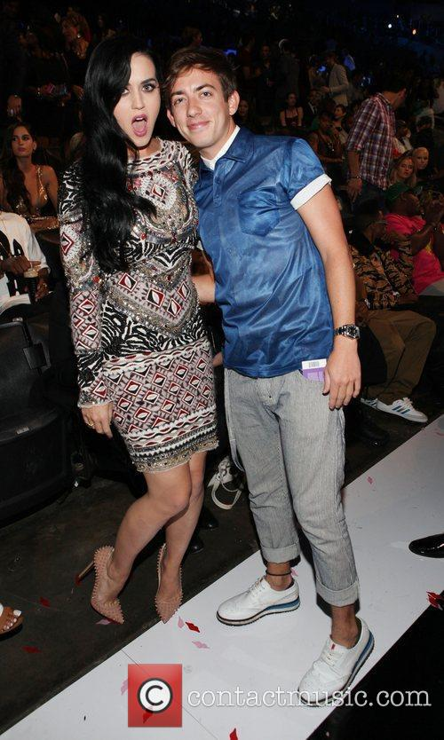 Katy Perry, Kevin McHale, MTV Video Music Awards