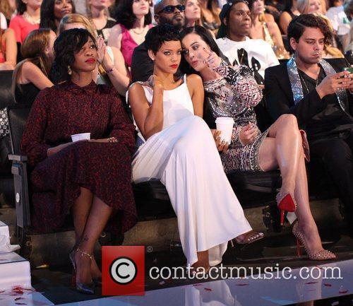 Rihanna and Katy Perry 3