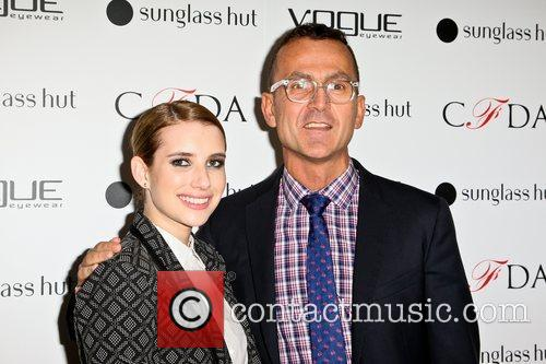 Emma Roberts and Steven Kolb 11